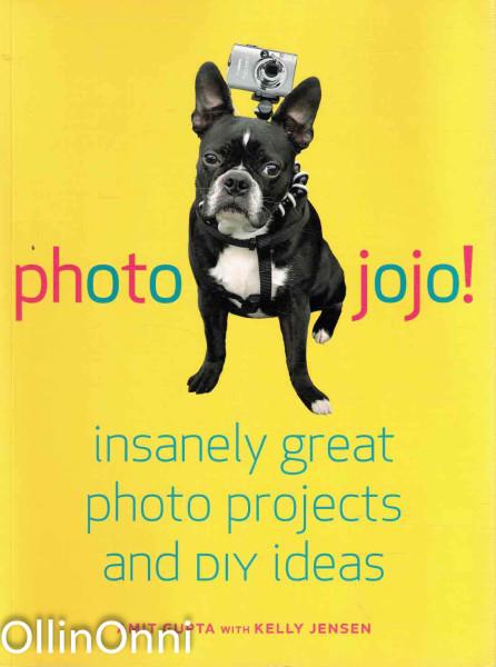 Photojojo! - Insanely great photo projects and DIY ideas, Amit Gupta