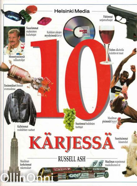 10 kärjessä, Russell Ash
