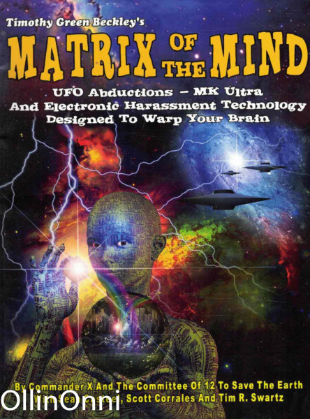 Matrix of the Mind, Timothy Green Beckley