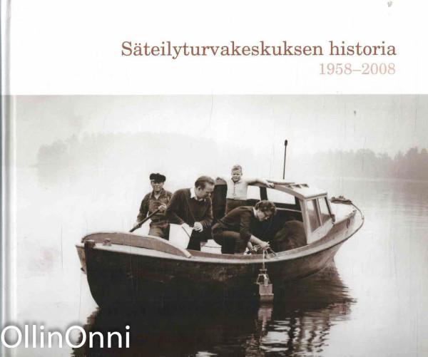 Säteilyturvakeskuksen historia 1958-2008, Kai Hoffman