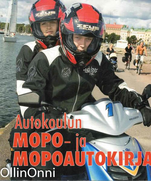 Autokoulun mopo- ja mopoautokirja, Teppo Vesalainen