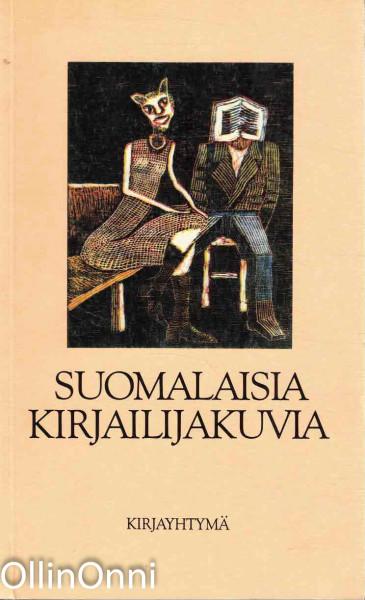 Suomalaisia kirjailijakuvia, Liisa Enwald