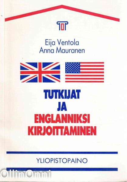 Tutkijat ja englanniksi kirjoittaminen, Eija Ventola