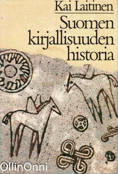 Suomen kirjallisuuden historia, Kai Laitinen