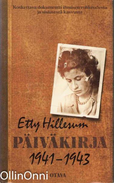 Päiväkirja 1941-1943, Etty Hillesum