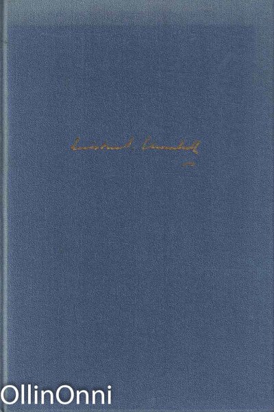 Maalaus ajanvietteenä - Essee ja jäljennöksiä tekijän tauluista, Winston S. Churchill