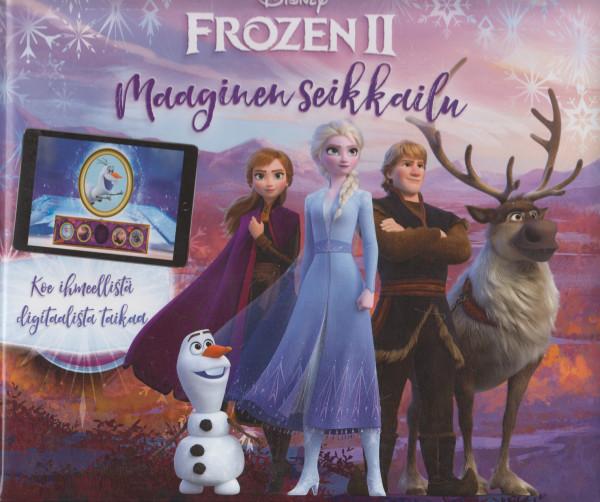 Frozen II Maaginen seikkailu, Emily Stead
