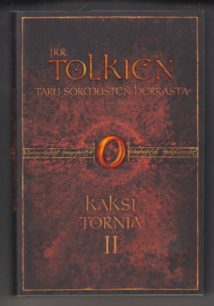 Taru sormusten herrasta. 2, Kaksi tornia, J. R. R. Tolkien
