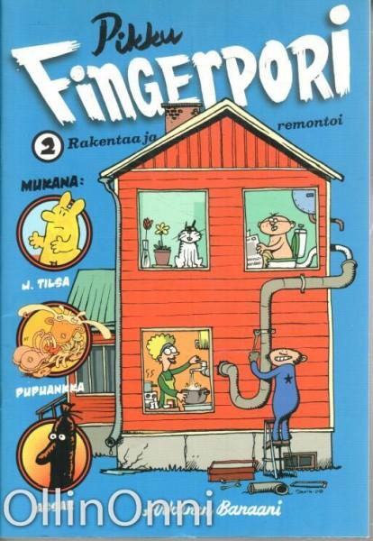 Pikku Fingerpori 2 - Rakentaa ja remontoi, Pertti Jarla
