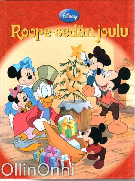 Roope-sedän joulu, Walt Disney
