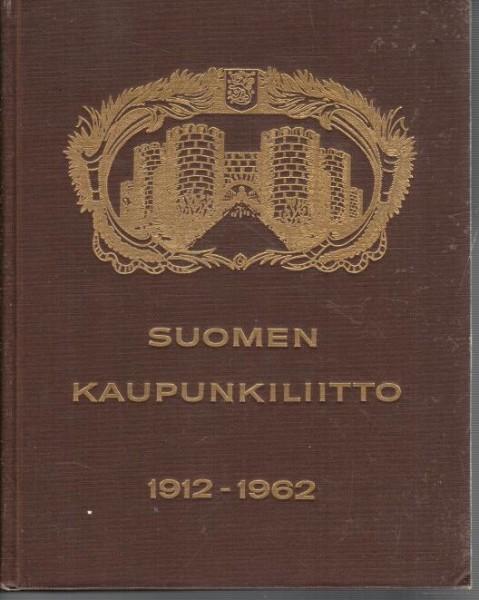 Suomen kaupunkiliitto 1912-1962, Kalevi Hentilä