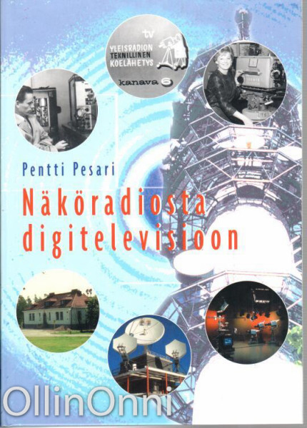 Näköradiosta digitelevisioon, Pentti Pesari