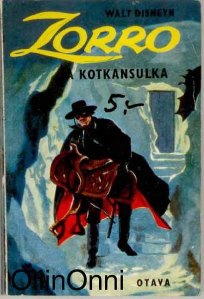 Zorro ja kotkansulka, Steve Frazee