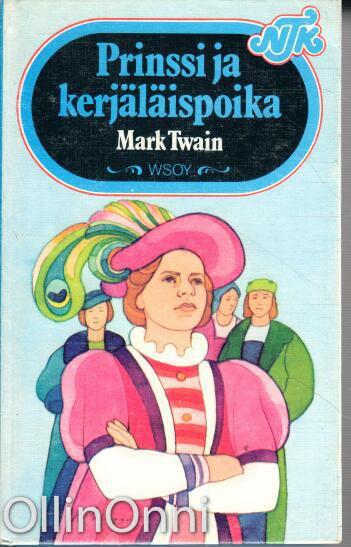 Prinssi ja kerjäläispoika (NTK 7), Mark Twain