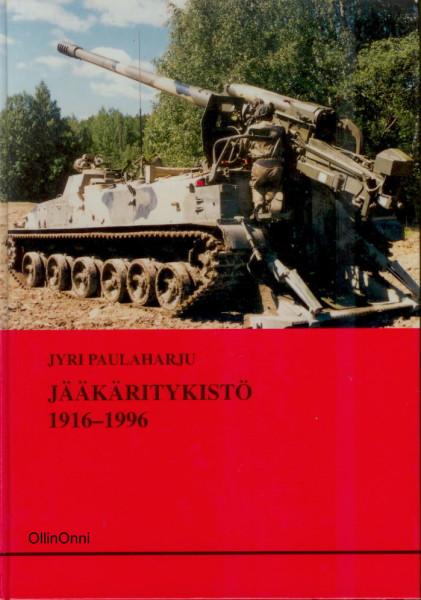 Jääkäritykistö 1916-1996, Jyri Paulaharju