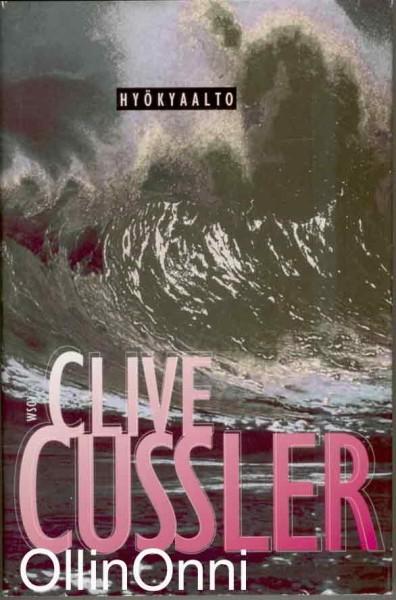 Hyökyaalto, Clive Cussler