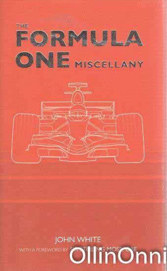 The Formula One Miscellany, John White
