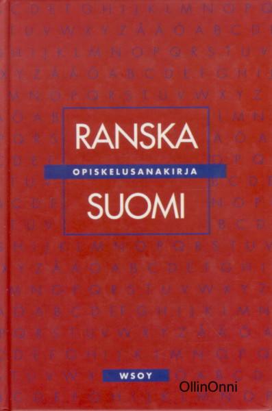 Ranska-suomi opiskelusanakirja, Seppo Sundelin
