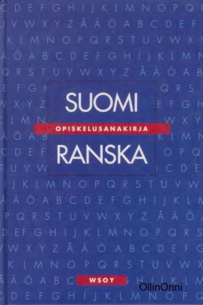 Suomi-Ranska opiskelusanakirja, (#79878)