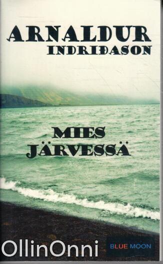 Mies järvessä,  Arnaldur Indriðason