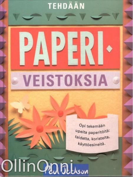 Tehdään paperiveistoksia, Paul Jackson