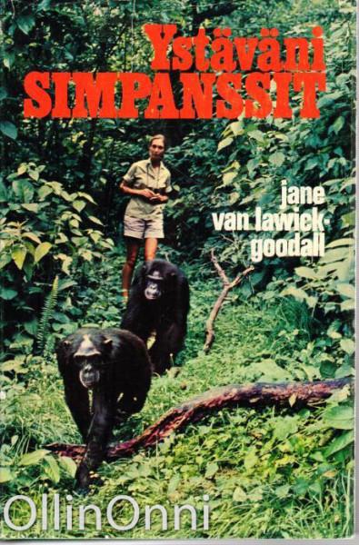 Ystäväni simpanssit, Jane van Lawick-Goodall
