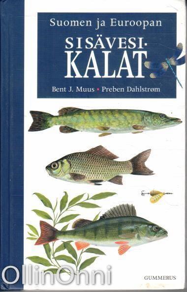 Suomen ja Euroopan sisävesikalat, Bent J. Muus