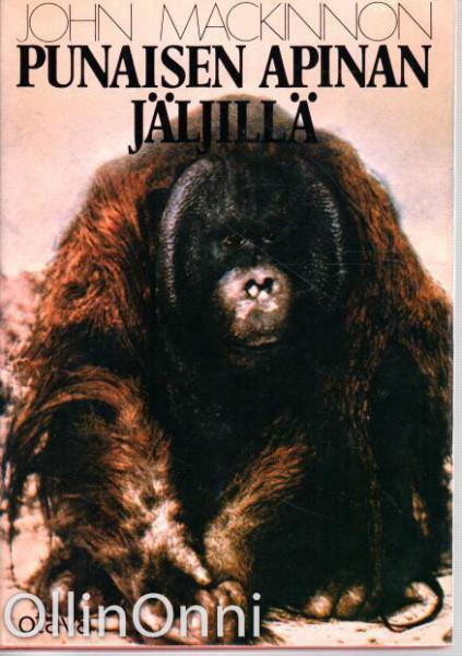 Punaisen apinan jäljillä, John MacKinnon