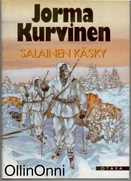 Salainen käsky, Jorma Kurvinen