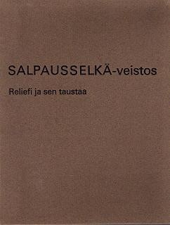 Salpausselkä-veistos - Reliefi ja sen taustaa - Valikoima kuvia teksteineen, Göran Schildt