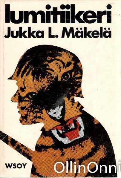 Lumitiikeri, Jukka L. Mäkelä