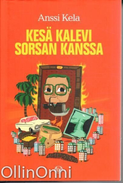 Kesä Kalevi Sorsan kanssa, Anssi Kela
