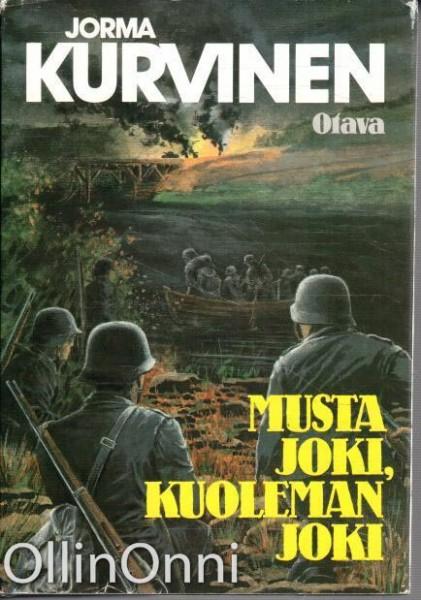 Musta Joki kuoleman joki, Jorma Kurvinen
