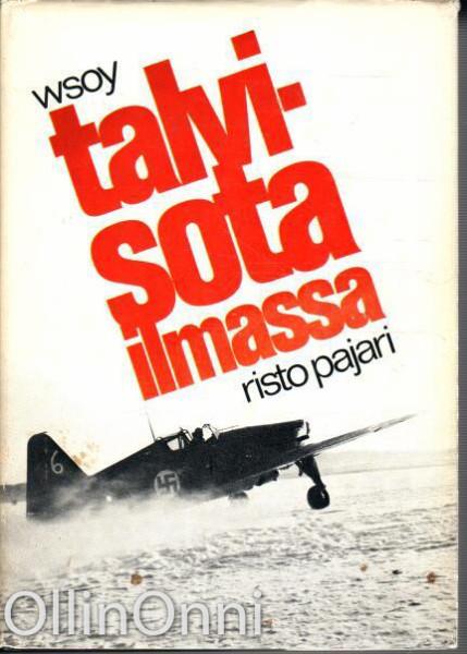 Talvisota ilmassa, Risto Pajari