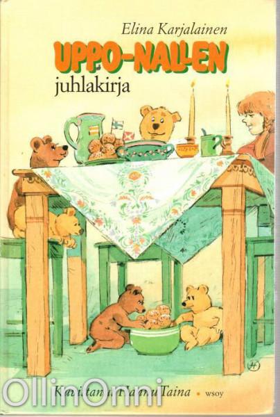 Uppo-Nallen juhlakirja, Elina Karjalainen
