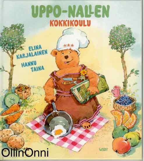 Uppo-nallen kokkikoulu, Elina Karjalainen