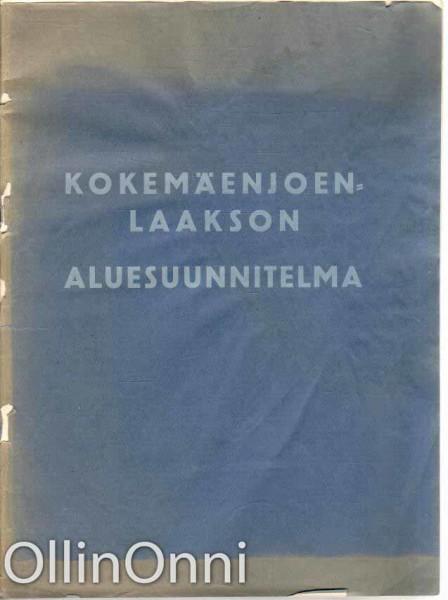 Kokemäenjoenlaakson aluesuunnitelma, Alvar Aalto