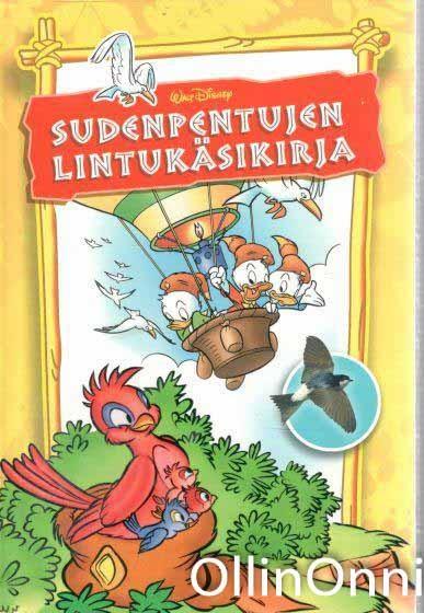 Sudenpentujen lintukäsikirja, Lasse J. Laine