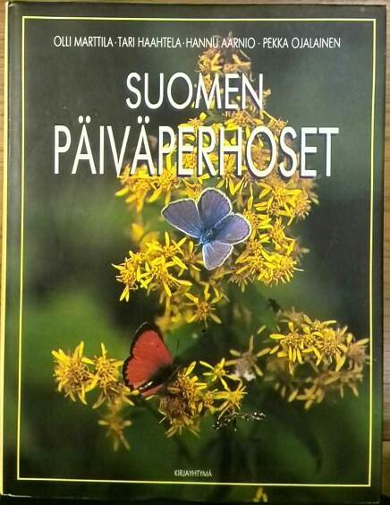 Suomen päiväperhoset, Olli Marttila