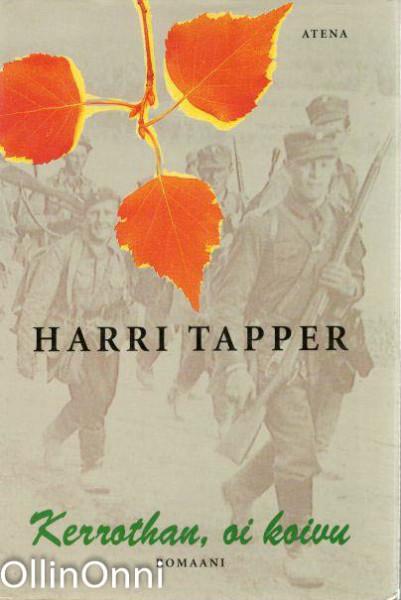 Kerrothan, oi koivu, Harri Tapper