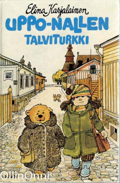 Uppo-Nallen talviturkki, Elina Karjalainen
