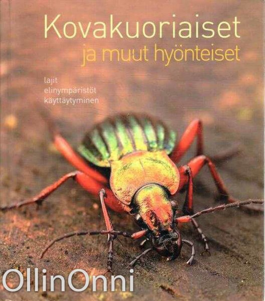Kovakuoriaiset ja muut hyönteiset, Hans W. Kothe