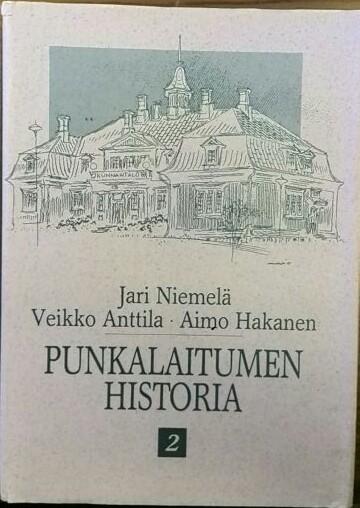 Punkalaitumen historia. 2, Vuoteen 1985, Jari Niemelä