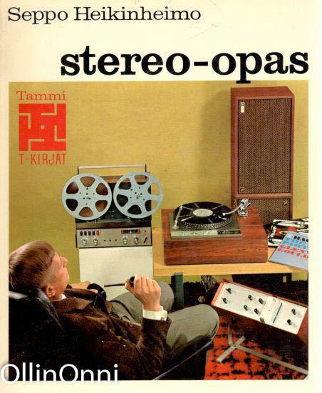 Stereo-opas, Seppo Heikinheimo