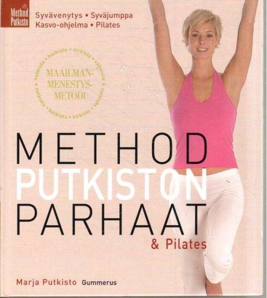 Method Putkiston parhaat & Pilates, Marja Putkisto