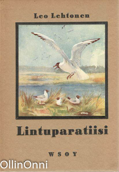 Lintuparatiisi, Leo Lehtonen