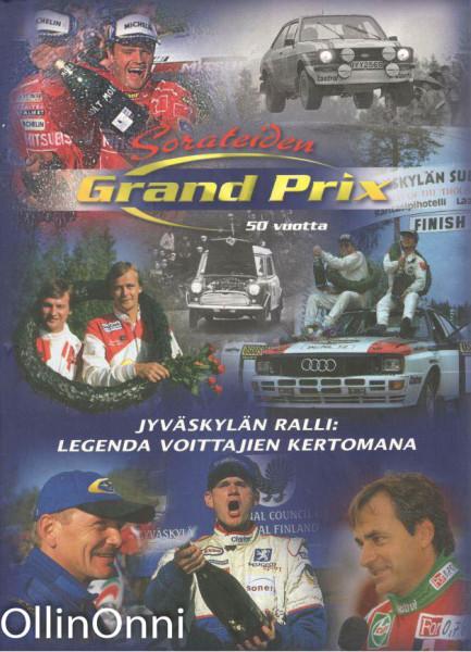 Sorateiden Grand Prix 50 vuotta = The Finnish Grand Prix 50 years, Marko Mäkinen
